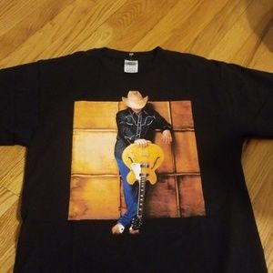 Dwight's Yoakam concert tshirt 2006